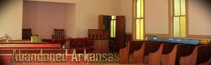 Houston Methodist Church | Abandoned Arkansas