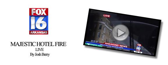 FOX 16 Majestic Fire